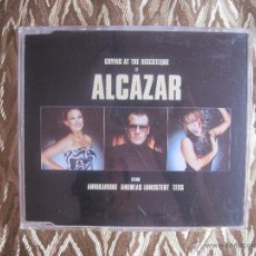 CDs de Música: ALCAZAR - CRYING AT THE DISCOTEQUE. Lote 42547452