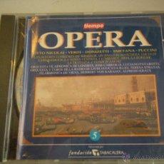 CDs de Música: MAGNIFICO CD DE OPERA -OTTO NICOLAI-VERDI-DONIZATTI-ETC-. Lote 42559600
