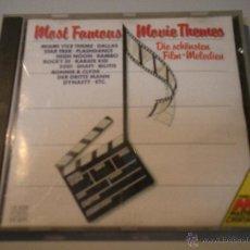 CDs de Música: NAGNIFICO CD - DE MAST - FAMONS - MOVIE - THEMES _. Lote 42569417