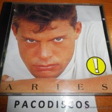 CDs de Música: LUIS MIGUEL ARIES CD ALBUM DEL AÑO 1993 CONTIENE 10 TEMAS. Lote 42576345