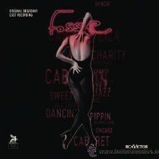 CD de Música: FOSSE. EL MUSICAL. BROADWAY CAST. CD. Lote 42609295