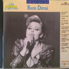 CDs de Música: ROCIO DURCAL- ME GUSTAS MUCHO-LUZ DE LUNA-CUANDO YO QUIERA HAS DE VOLVER-QUE EL MUNDO RUEDE.... Lote 42632486