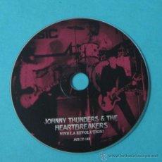 CDs de Música: JOHNNY THUNDERS & THE HEARTBREAKERS. VIVE LA REVOLUTION!. Lote 42640159