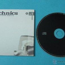 CDs de Música: THE ORIGINAL SESSIONS. TECHNICS. CD 1. DANCE. Lote 42640284