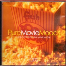 CDs de Música: . CD PURE MOVIE MOODS CD 2. Lote 42652827