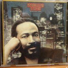 CDs de Música: MARVIN GAYE. MIDNIGHT LOVE. CD / CBS - 1982. 8 TEMAS. CALIDAD LUJO.. Lote 42659181