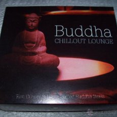 CDs de Música: CD'S BUDDHA CHILLOUT LOUNGE. Lote 42669445