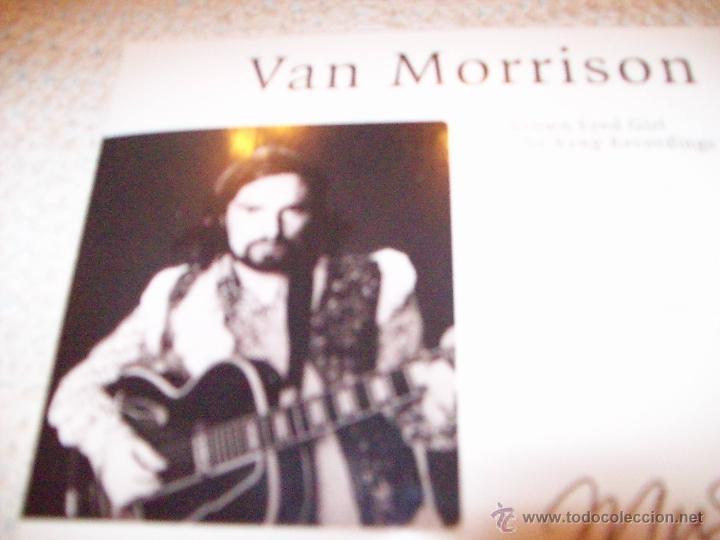 VAN MORRISON BROWN EYED GILRL THE BANG RECORDINGS (Música - CD's Pop)