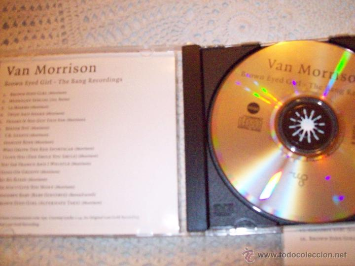 CDs de Música: Van Morrison Brown Eyed Gilrl The Bang Recordings - Foto 2 - 42670797