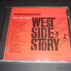 CDs de Música: WEST SIDE STORY / ORIGINAL SOUNDTRACK / BANDA SONORA / LEONARD BERNSTEIN / BSO / CD. Lote 42670871
