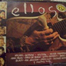 CDs de Música: ELLOS 2 CD'S PHILIPS. Lote 42685226
