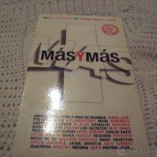 CDs de Música: MAS Y MAS . Lote 42685756