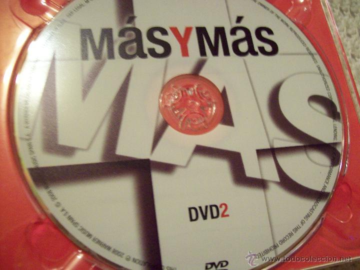 CDs de Música: Mas y Mas - Foto 2 - 42685756
