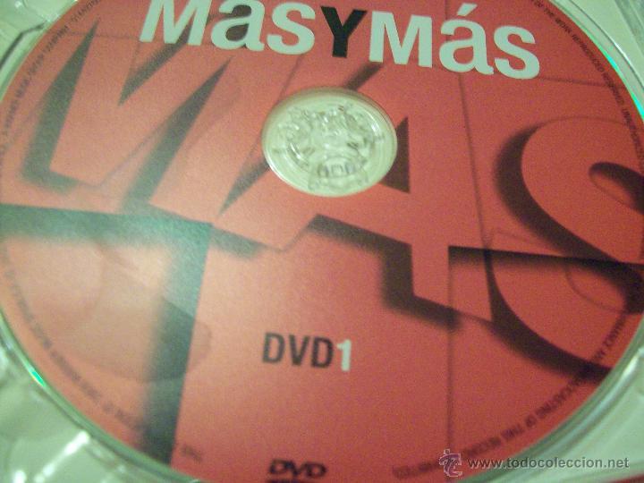 CDs de Música: Mas y Mas - Foto 3 - 42685756