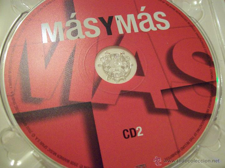 CDs de Música: Mas y Mas - Foto 4 - 42685756