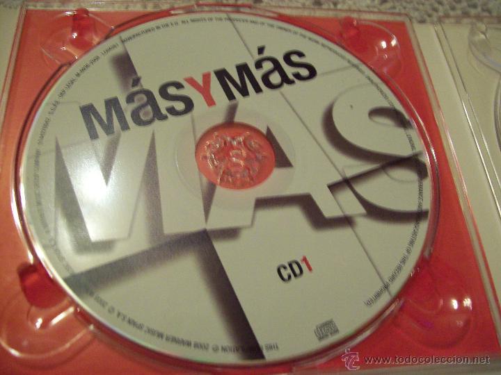 CDs de Música: Mas y Mas - Foto 5 - 42685756