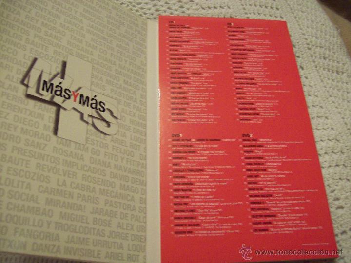 CDs de Música: Mas y Mas - Foto 8 - 42685756
