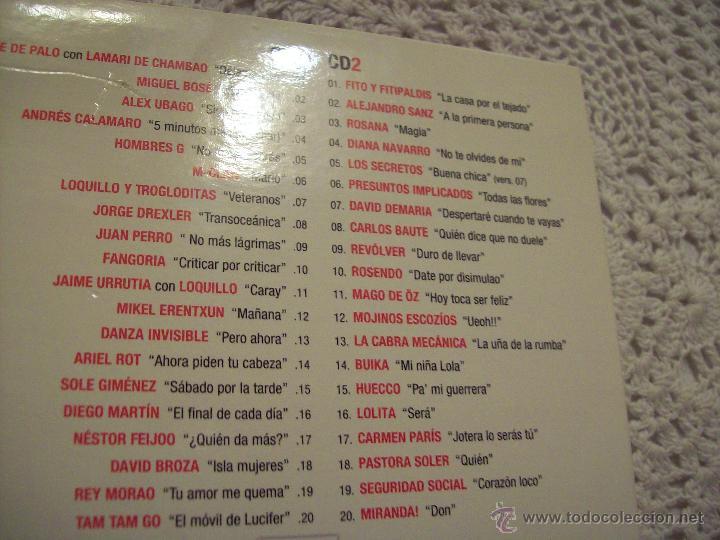 CDs de Música: Mas y Mas - Foto 10 - 42685756