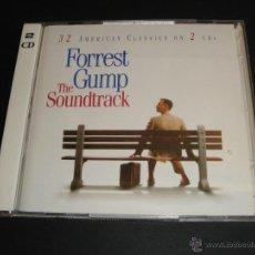 CDs de Música - FORREST GUMP Original Soundtrack / Banda Sonora / Alan Silvestri / 2 CD / BSO - 42686174