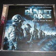 CDs de Música: THE PLANET OF THE APES / ORIGINAL SOUNDTRACK / EL PLANETA DE LOS SIMIOS / BANDA SONORA DANNY ELFMAN. Lote 42686252