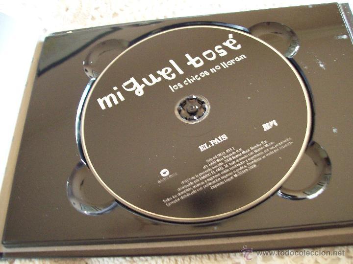 CDs de Música: 2 albumes Miguel bose, los chicos no lloran, bandido - Foto 5 - 42688685