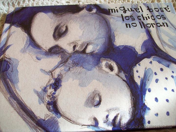 CDs de Música: 2 albumes Miguel bose, los chicos no lloran, bandido - Foto 7 - 42688685