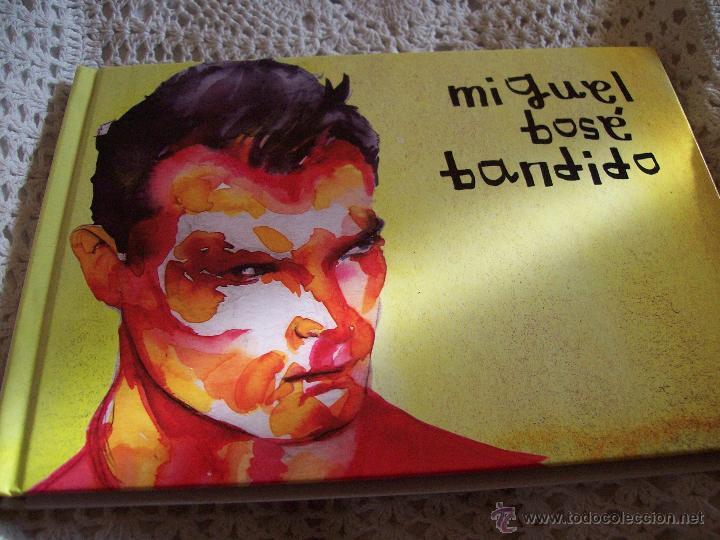 CDs de Música: 2 albumes Miguel bose, los chicos no lloran, bandido - Foto 10 - 42688685