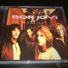 CDs de Música: BON JOVI - THESE DAYS. Lote 42693209