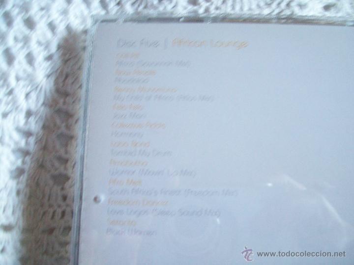 CDs de Música: Global Chillout Lounge - Foto 2 - 42693512