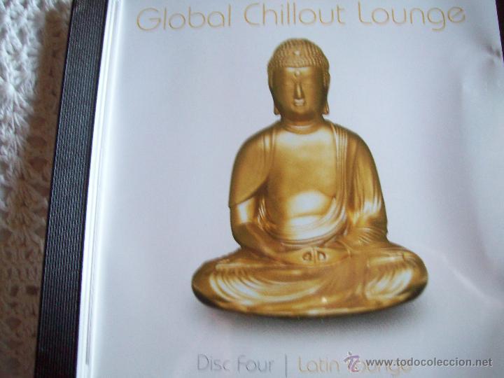 CDs de Música: Global Chillout Lounge - Foto 5 - 42693512