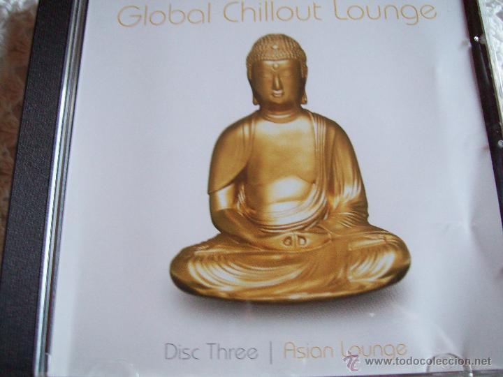 CDs de Música: Global Chillout Lounge - Foto 7 - 42693512