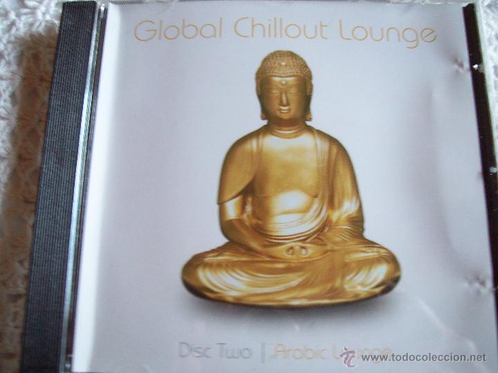 CDs de Música: Global Chillout Lounge - Foto 9 - 42693512