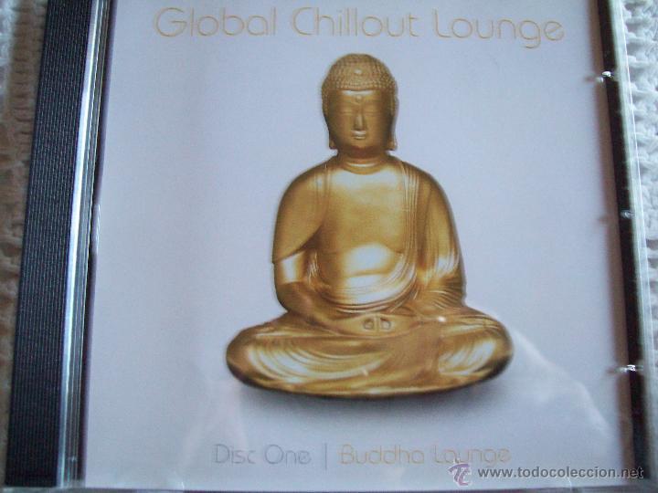 CDs de Música: Global Chillout Lounge - Foto 11 - 42693512