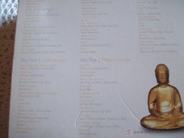 CDs de Música: Global Chillout Lounge - Foto 12 - 42693512