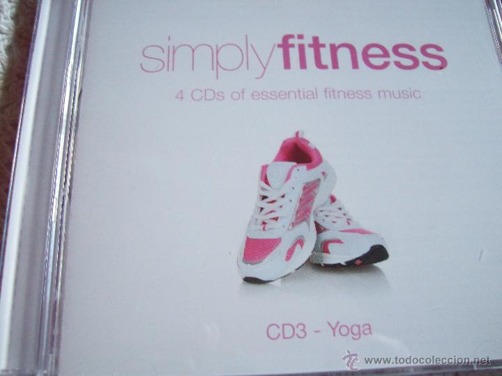 CDs de Música: Simplyfitness 4 CDs of esential fitness music - Foto 3 - 42693714