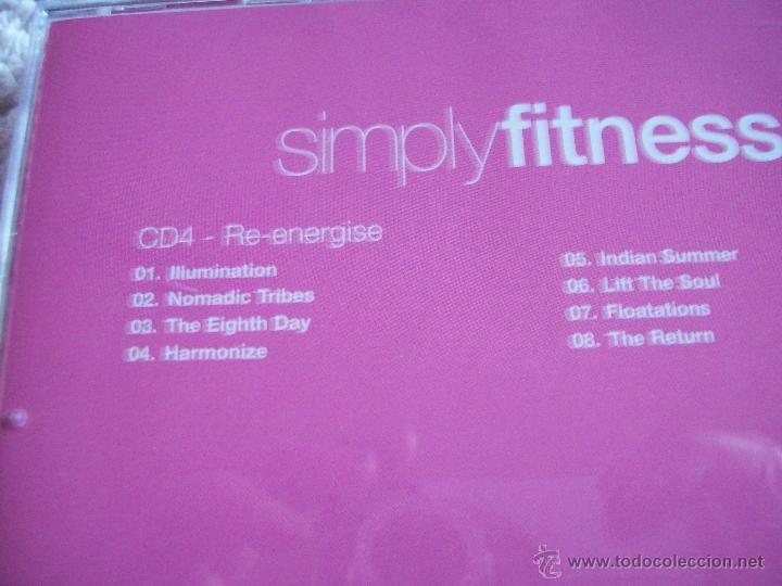 CDs de Música: Simplyfitness 4 CDs of esential fitness music - Foto 4 - 42693714