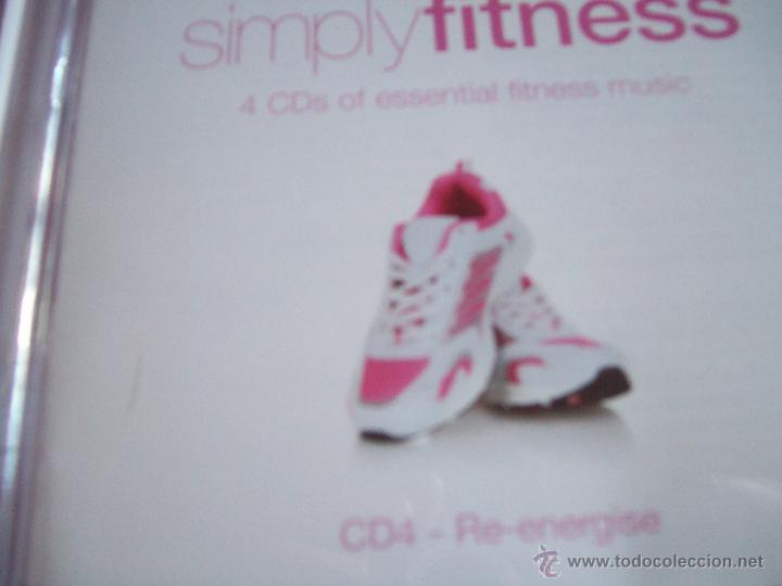 CDs de Música: Simplyfitness 4 CDs of esential fitness music - Foto 5 - 42693714