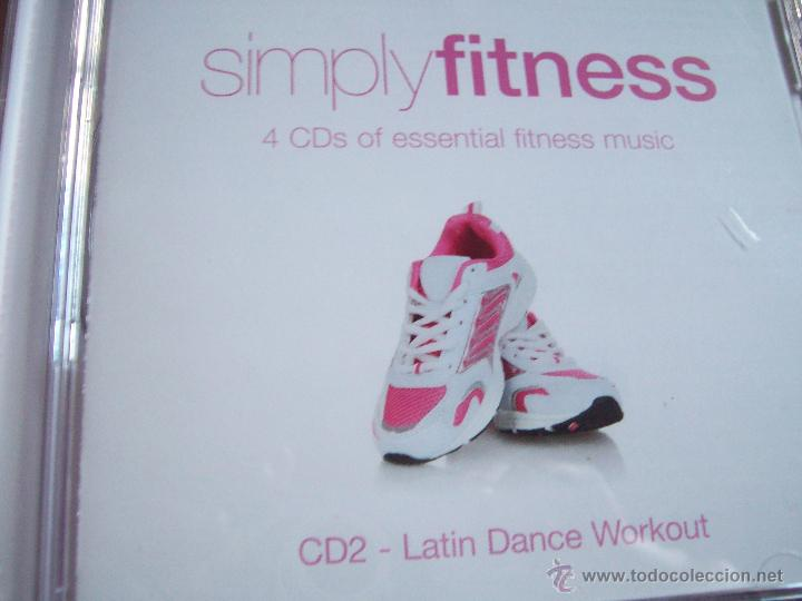 CDs de Música: Simplyfitness 4 CDs of esential fitness music - Foto 7 - 42693714