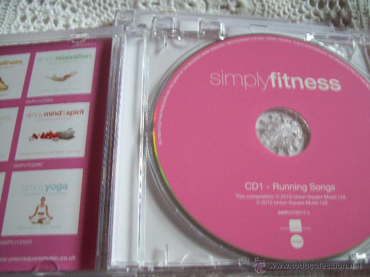 CDs de Música: Simplyfitness 4 CDs of esential fitness music - Foto 10 - 42693714