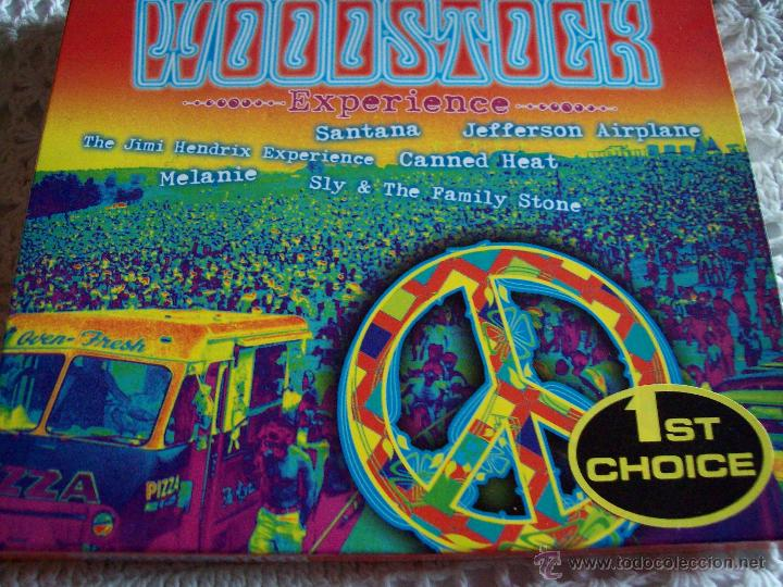 WOODSTOCK EXPERIENCE (Música - CD's Pop)