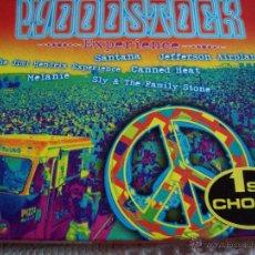 CDs de Música: WOODSTOCK EXPERIENCE. Lote 42716138