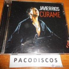 CDs de Música: JAVIER RIOS CURAME REMIX RIOS DE GLORIA CD ALBUM CONTIENE 11 TEMAS + VIDEOCLIP IMAGENES INEDITAS. Lote 42728338