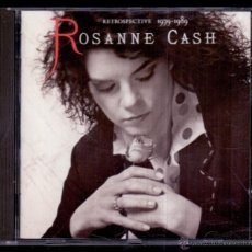 CDs de Música: ROSANNE CASH - RETROSPECTIVE 1979-1989 - AUSTRIA CD CBS 1989 - NEAR MINT BEATLES. Lote 42745479