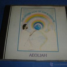 CDs de Música: AEOLIAH / THE OTHER SIDE OF THE RAINBOW / MÚSICA SOBRE ÁNGELES / CD. Lote 42763673
