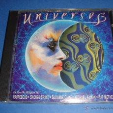 CDs de Música: UNIVERSOS EL SONIDO MÁGICO DE MADREDEUS, SACRED SPIRIT, SUZANNE CIANI, MICHAEL NYMAN, PAT METHENY CD. Lote 42773472
