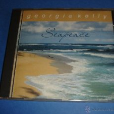CDs de Música: GEORGIA KELLY / SEAPEACE / CD. Lote 42773615