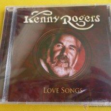 CDs de Música: KENNY ROGERS LOVE SONGS - EDICIÓN ARGENTINA . Lote 42792199