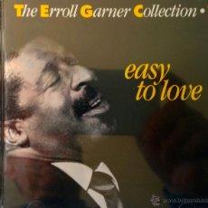 CDs de Música: ERROLL GARNER- EASY TO LOVE- THE ERROLL GARNER COLLECTION 1- 11 TRACKS. Lote 42793776