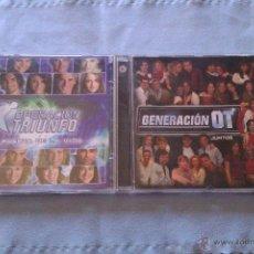 CDs de Música: LOTE OPERACION TRIUNFO - 3 CDS - SEMINUEVOS. Lote 42801434