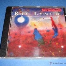 CDs de Música: RAY LYNCH / DEEP BREAKFAST / DESCATALOGADO / DIFÍCIL / CD. Lote 42802415